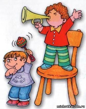знакомим детей со звуком